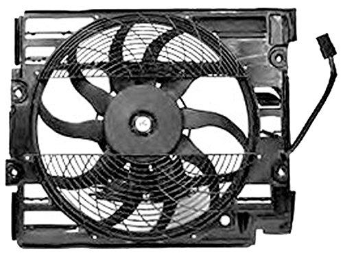 Kondensator Lüfter Motor (BEHR HELLA SERVICE 8EW 351 040-111  Lüfter, Klimakondensator)