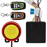 12V Alarma de motocicleta, sistema de alarma universal control remoto del...