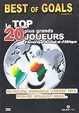 Top 20 Amerique Du Sud/Afrique