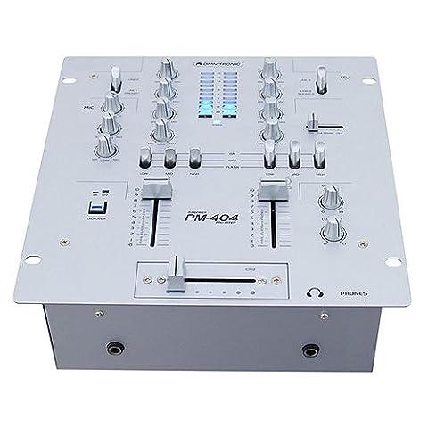 Omnitronic 10006817 PM-404 DJ-Mixer