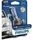 Philips WhiteVision Xenon-Effekt H11 Scheinwerferlampe 12362WHVB1, Einzelblister
