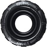 KONG Traxx Dog Toy, Medium/Large, Black
