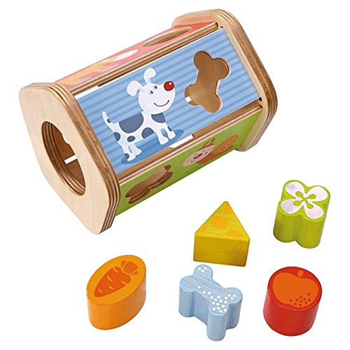 Haba 302973 Sortierbox Steck-Snack