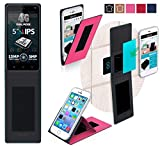Allview E4 Lite Hülle in Pink - innovative 4 in 1