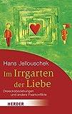 Im Irrgarten der Liebe: Dreiecksbeziehungen und andere Paarkonflikte (HERDER spektrum) - Hans Jellouschek
