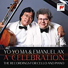Yo-Yo Ma & Emanuel Ax - A Celebration