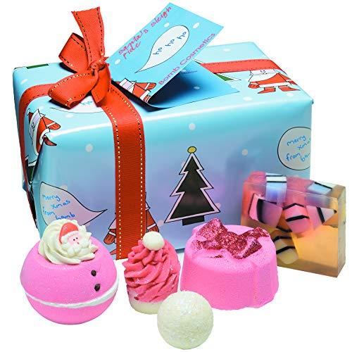 Bomb Cosmetics Santa's Sleigh Ri...