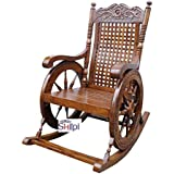 Strange Rocking Chairs Buy Rocking Chairs Online At Low Prices In Machost Co Dining Chair Design Ideas Machostcouk
