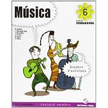 Q.A. Música 6 Tornassol - 9788430777303