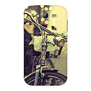 Enticing Bycycle Vintage Back Case Cover for Galaxy Grand Neo Plus