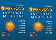 Harrison's Principles of Internal Medicine - 20th Edition: - Volume I & Volum
