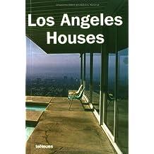 Los Angeles houses. Edition français-anglais-allemand-italien