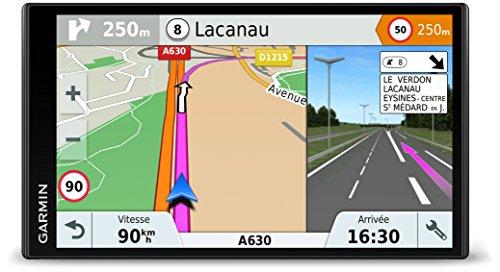 Garmin DriveSmart 61 Full EU LMT-S - Navegador GPS con mapas de por vida y...