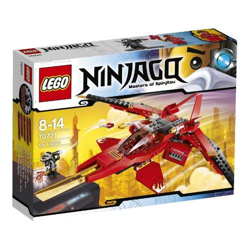 Die Besten LEGO Ninjago Kai Sets 2017 im Vergleich Lego Ninjago 70721 - Kais Super-Jet