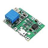 Generic 50pcs 3.7V 9V 5V 2A Adjustable Step Up 18650 Lithium Battery Charging Discharge Integrated Module
