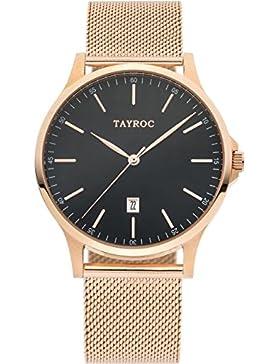 Tayroc Armbanduhr Classic Rosé TXM109