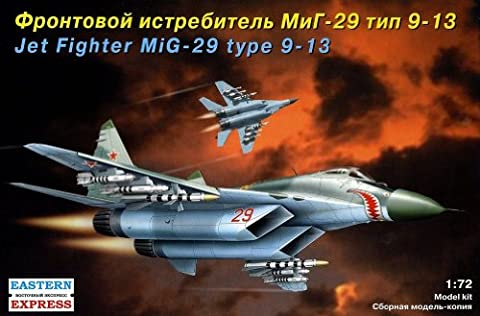 Eastern Express 72118 - MiG-29 (9-13) Russian jet fighter