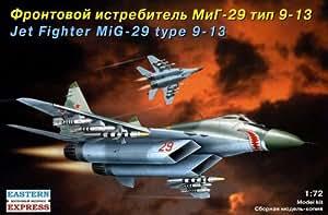 """Ark modèles ee72118Echelle 1: 72""""mikoyan-gourevitch 299–13Russe tactique Jet Fighter"""" modèle en plastique"""