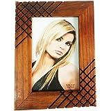 K-Enterprises Wooden Photo Frame(10x15 Cm) - B0765WVMQQ