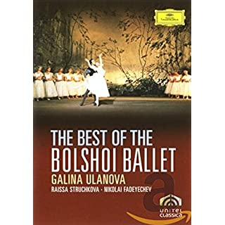 Various Artists - Best of the Bolshoi Ballet