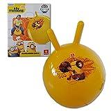 Mondo G06989 Minions Kinder Hüpfball Gelb Sprungball 45cm Hopser Ball Motorik