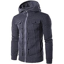 JYJM Herren Jacke Herren Langarm Shirt Herren-Herbst und Winter Mode Jacke  Herren Slim Design 976d326a68