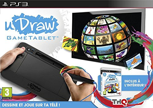 uDraw GameTablet + uDraw Studio : Dessiner Facilement - [Edizione: Francia]