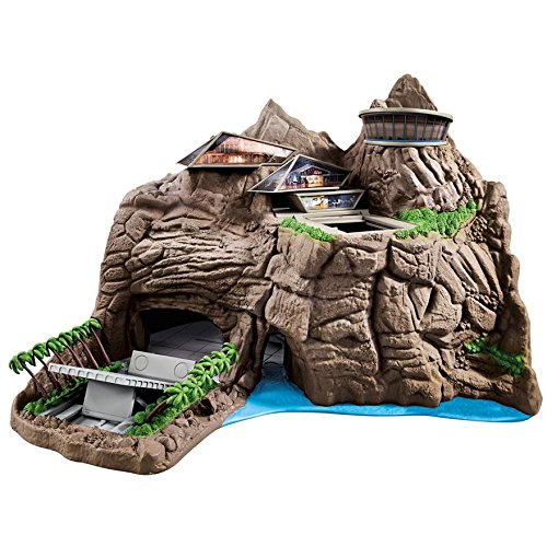 Official Thunder Birds Are Go Electronic Interactive 2015 Tracy Island Playset