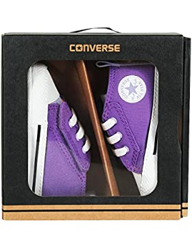 CONVERSE - FIRST STAR EASY SLIP HI 857433C - violet