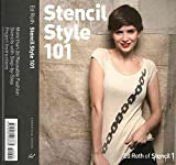[Stencil Style 101] (By: Ed Roth) [published: November, 2012]