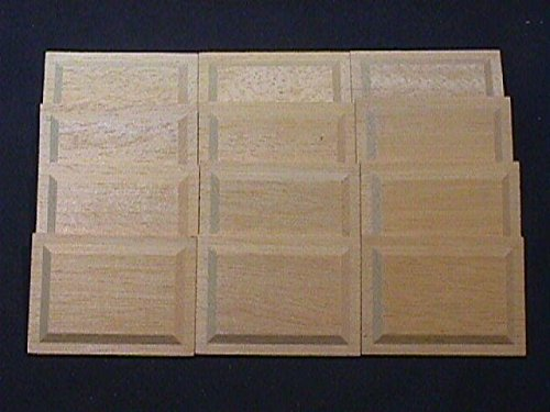 MiniMundus Holzpaneele, rechteckig