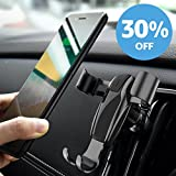 Supporto Auto Smartphone, Auto Porta Cellulare Telefono Supporto Gravità Auto Universale [bocchetta dell