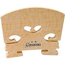 Cremona VP-202 1/8 Violín Puente de Brown