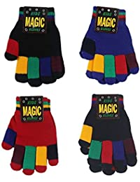 Magic Set of Four Magic Kids Gloves