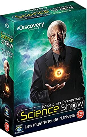 Documentaire Mysteres - COFFRET 3 DVD MORGAN FREEMAN - LES