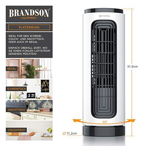 Brandson – Tischventilator kaufen  Bild 1*