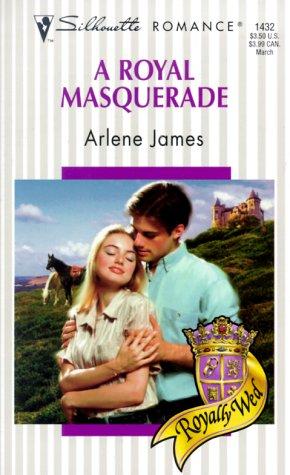 A Royal Masquerade (Harlequin Romance)