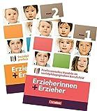 Erzieherinnen + Erzieher: Zu allen Bänden - Fachbücher im Paket: 450179-9 und 450181-2 im Paket