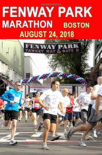 Fenway Park Marathon: Runners Training Journal, Composition Notebook Diary, College Ruled, 150 pages por Fenway Park Marathon