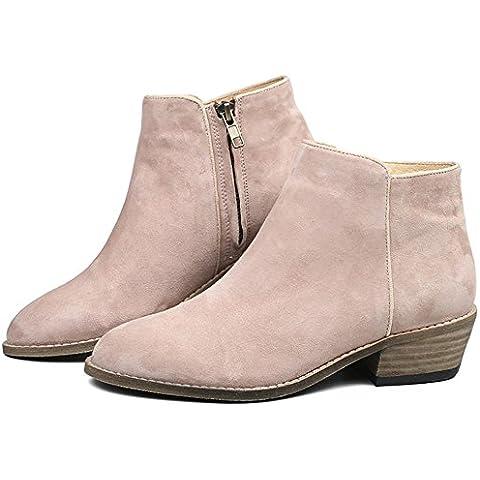 OZZEGFashon Shoes - Stivali da Neve da ragazza' donna