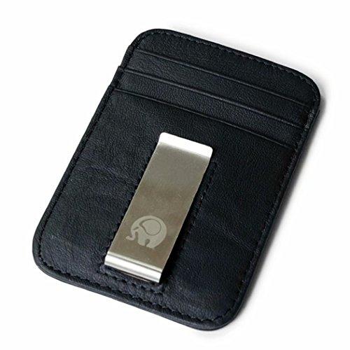Wallet Blocking Credit Holder Ultimate Minimalist Organiser - QISHI YUHUA