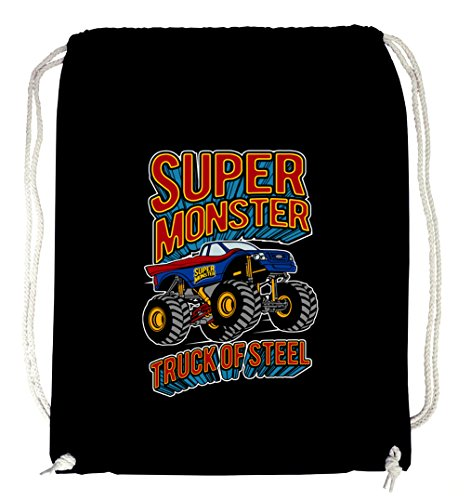 Preisvergleich Produktbild Certified Freak Super Monster Gymsack Black