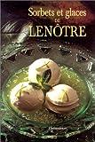 Sorbets et glaces de Lenôtre