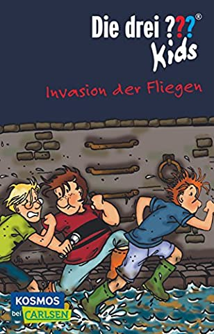 Die drei ??? Kids 3: Invasion der Fliegen (Drei Fragezeichen Buch)