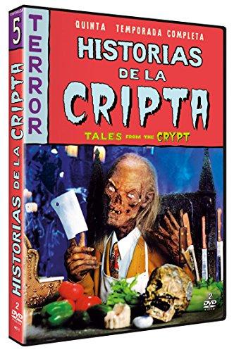 historias-de-la-cripta-temporada-5-2-dvd-tales-from-the-crypt-season-5th