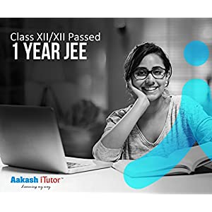 Aakash iTutor one year Classic Course for JEE 2019 (Email Delivery in 2 hours)