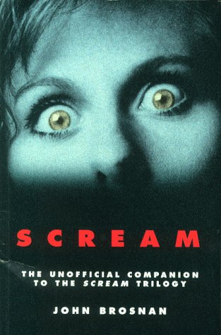 Click for larger image of 'Scream': The Unofficial Guide to the 'Scream' Trilogy