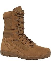 Tactical Research, Belleville TR511. Botas Mini-Mil Transition, diseño coyote, color marrón, COYOTE BROWN