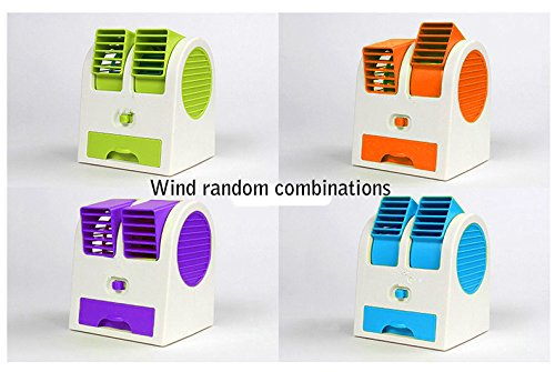 MSE Mini Portable Air Conditioner Cooling Fan Its A Very Eco-Friendly ( Buy and Get 1 Pc Selfie Flash Light Free )