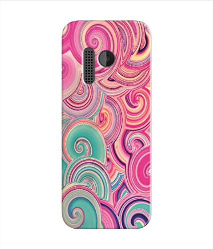 Kaira High Quality Printed Designer Soft Silicon Back Case Cover For Nokia 215 (19)  available at amazon for Rs.199